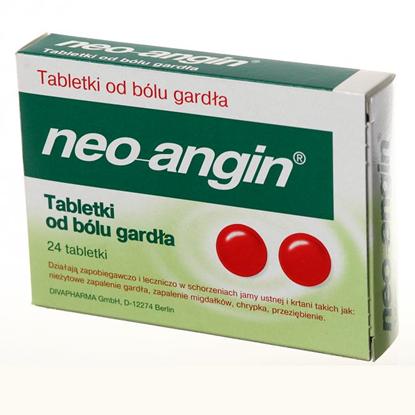 Neo-angin tabletki do ssania 36 tabl
