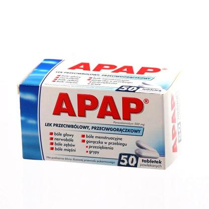 APAP 50 tabl.