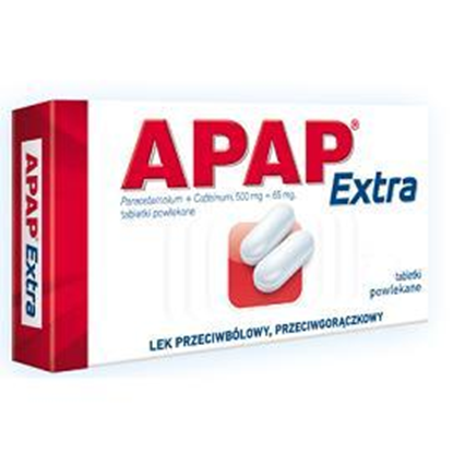 APAP Extra 10 tabl.