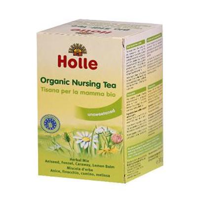 Holle herbata ziołowa dla karmiących matek i małych dzieci bio 20 saszetek