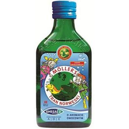 MOLLERS TRAN NORWESKI - aromat owocowy  250ml