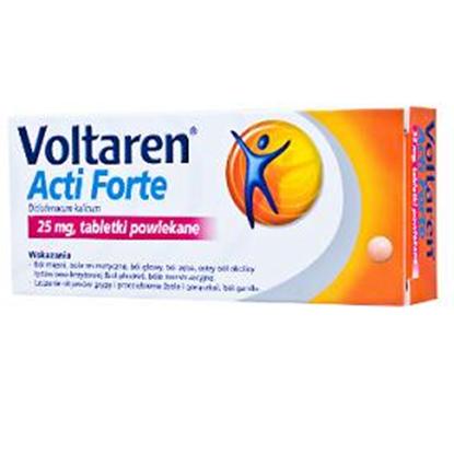 Voltaren Acti Forte 25 mg 20 tabl.
