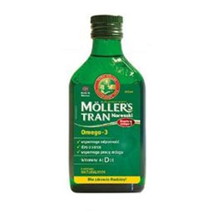 MOLLERS TRAN norweski 250 ml