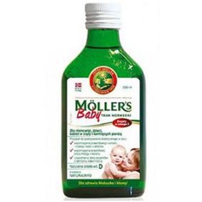 MOLLERS BABY TRAN norweski 250 ml