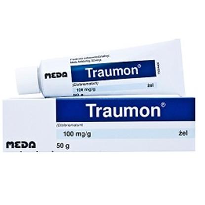 Traumon żel 100mg/g  tuba 50g