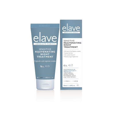 ELAVE Rejuvenating Night Treatment 50 ml