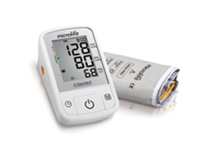 Ciśnieniomierz Microlife BP A2 z zasilaczem