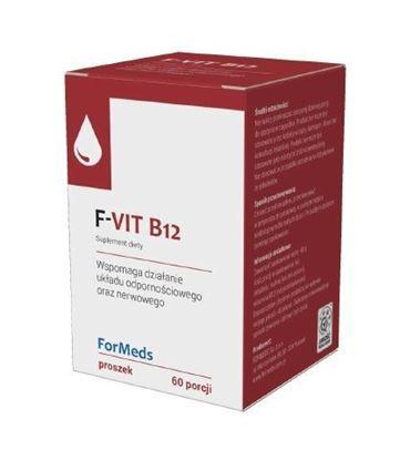 Obrazek F-VIT B-12 500 ug 60 porcji