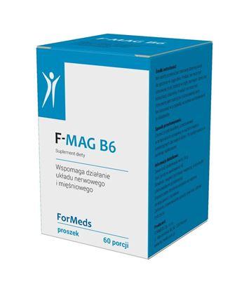 Obrazek F-MAG B6 60 porcji 51g.