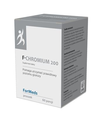 Obrazek F-CHROMIUM 200 60 porcji
