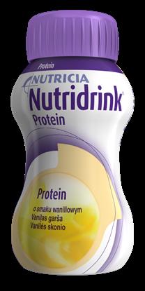 Obrazek Nutridrink Protein waniliowy 4x125 ml.