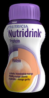 Obrazek Nutridrink Protein brzosk-mang.4x125 ml.