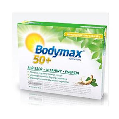Bodymax 50+  30 tabl