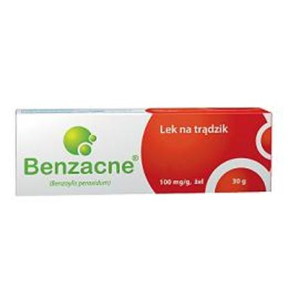 Benzacne żel 10% 30 g
