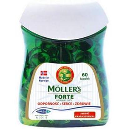 Mollers Forte Omega 3 - 60 kaps.