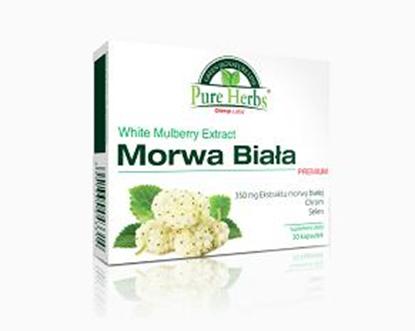 OLIMP Morwa Biała Premium 30 kaps.