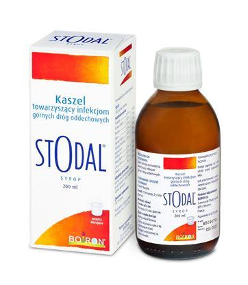 Obrazek Boiron Stodal syrop 200 ml