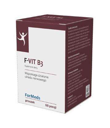 Obrazek F-Vit B3 60 porcji