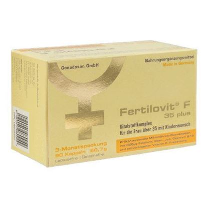 Obrazek Fertilovit F 35 plus 30 kaps