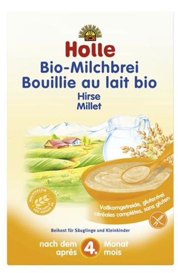 Obrazek Holle kaszka mleczno-jaglana 250 g