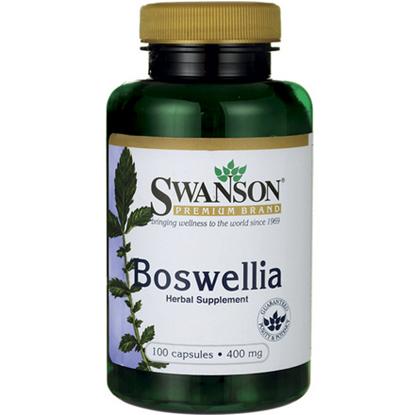 Obrazek SWANSON Boswellia 400 mg 100 kaps.