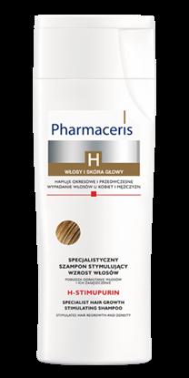 Obrazek Pharmaceris H Stimupurin Specjalistyczny szampon stymulujący wzrost włosów 250ml