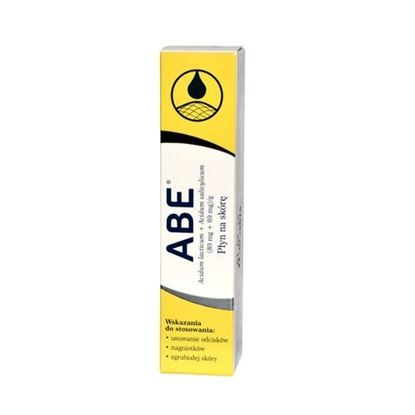 Obrazek ABE płyn na odciski 8 g