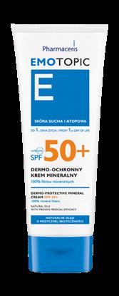 Obrazek EMOTOPIC Dermo Kr. Mineralny SPF50 75 ml.