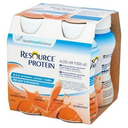 Obrazek Resource Protein morelowy 200 ml 4 szt.
