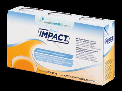 Obrazek Impact Oral smak tropikalny 3 szt., 237ml