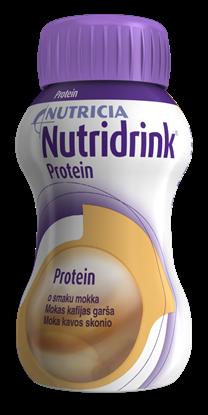 Obrazek Nutridrink Protein mokka 4x125 ml.