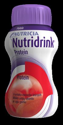 Obrazek Nutridrink Protein owoce leśne 4 x 125 ml