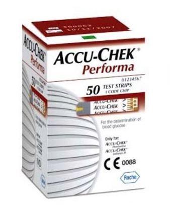 Obrazek Accu-Chek Performa 50 pasków