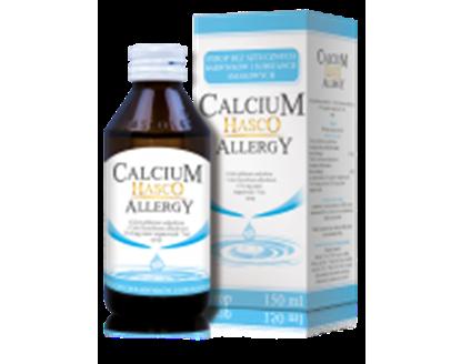 Obrazek Calcium Allergy syrop  150 ml.(Hasco)