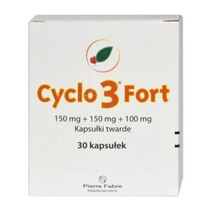 Obrazek Cyclo 3 Fort 30 kapsułek
