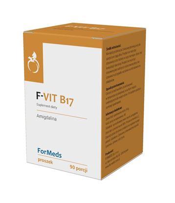 Obrazek F-VIT B17  AMIGDALINA 90 porcji, proszek