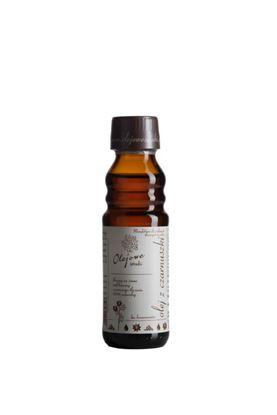 Obrazek Olejowe Smaki olej z czarnuszki 100 ml.