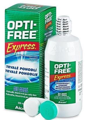 Obrazek Opti-Free Express Płyn do soczewek 120ml