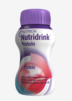 Obrazek Nutridrink Protein czerwone owoce 4x125 ml