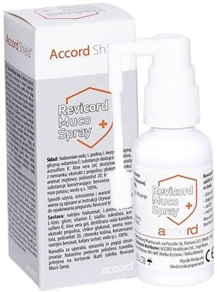 Obrazek Revicord Muco Spray aer.30 ml.
