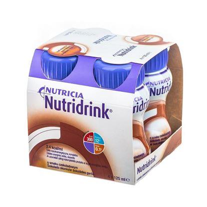 Obrazek Nutridrink czekoladowy 4x125 ml