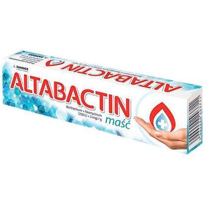 Obrazek Altabactin (Baneocin) maść 20 g