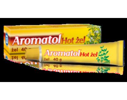 Obrazek Aromatol Hot żel 40 g (Hasco)