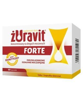 Obrazek Żuravit Forte 60 kapsułek