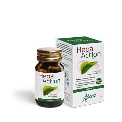 Obrazek Hepa Action Advanced 30 kapsułek