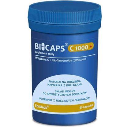 Obrazek BICAPS C 1000 +  60 kapsułek