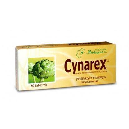 Obrazek Cynarex  250 mg,  30 tabletek