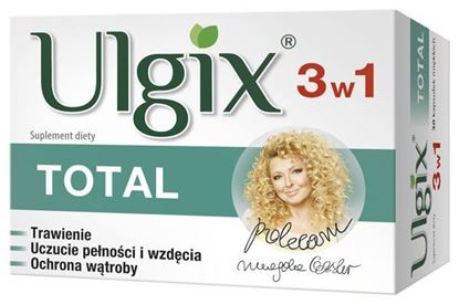 Obrazek Ulgix Total 30 kaps.Hasco