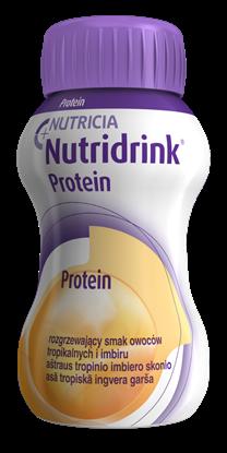Obrazek Nutridrink Protein rozgrz.tropik. 4x125 ml